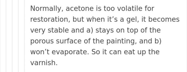 art-painting-restoration-mona-lisa-tumblr-post-4 People Won't Stop Demanding The Mona Lisa To Be Cleaned, So Someone Just Explained What Would Happen Art Design Random