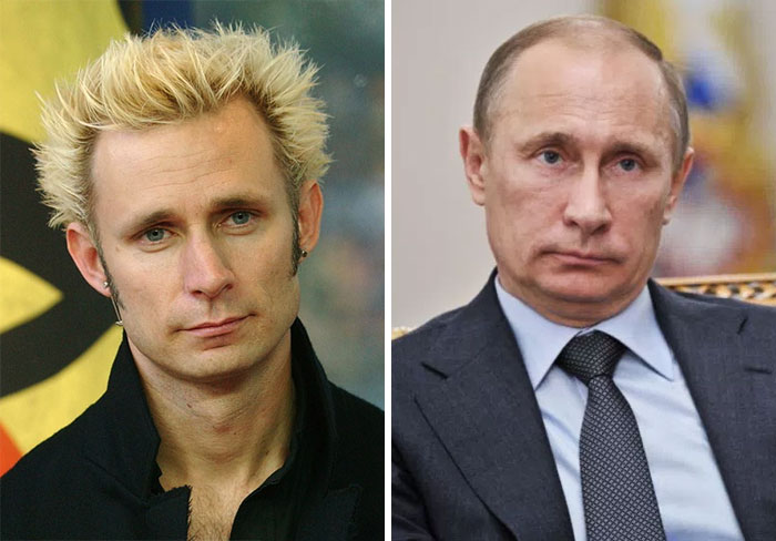 Mike Dirnt From Greenday Quit His Rock'n'roll Life And Became A Politician