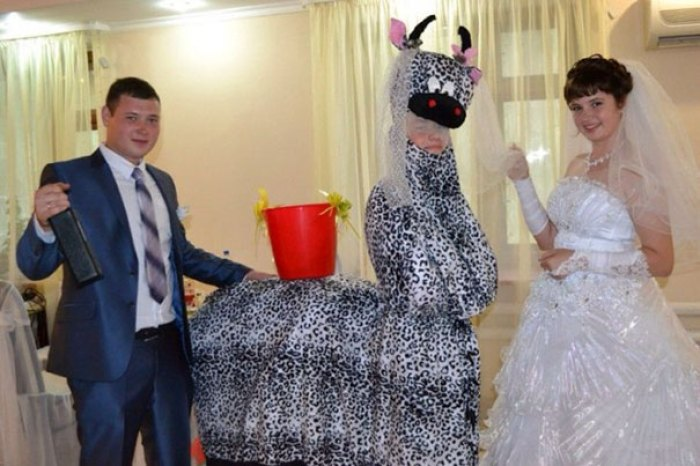 Russian Weddings Seem Fun