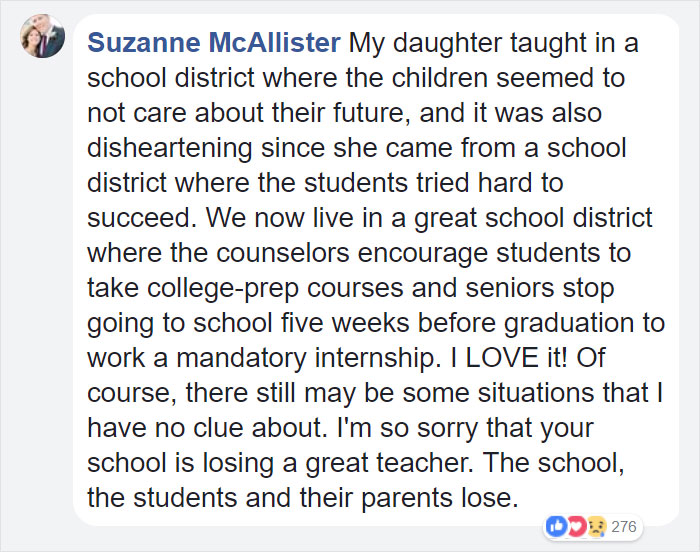 teacher-blames-parents-disrespectful-students-julie-marburger-texas-30 This Teacher Had Enough Of The BS Parents And Kids Give Her, So Before Quitting She Posted This Epic Rant Online Design Random
