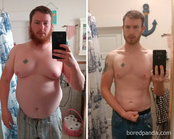 From 213 Lb To 152 Lb In 7 Months