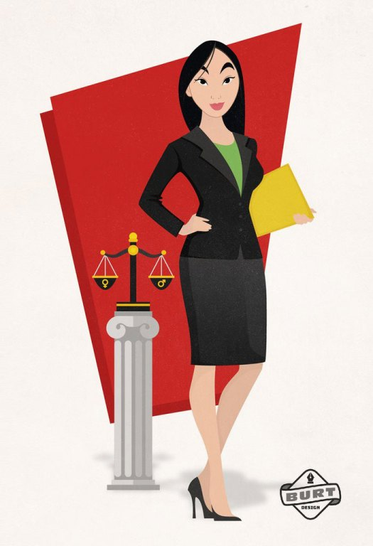 Mulan: Title IX Lawyer