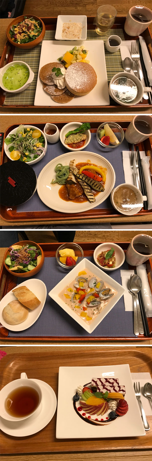 I Recently Gave Birth In Japan. Here Is Some Of The Hospital Food I Ate