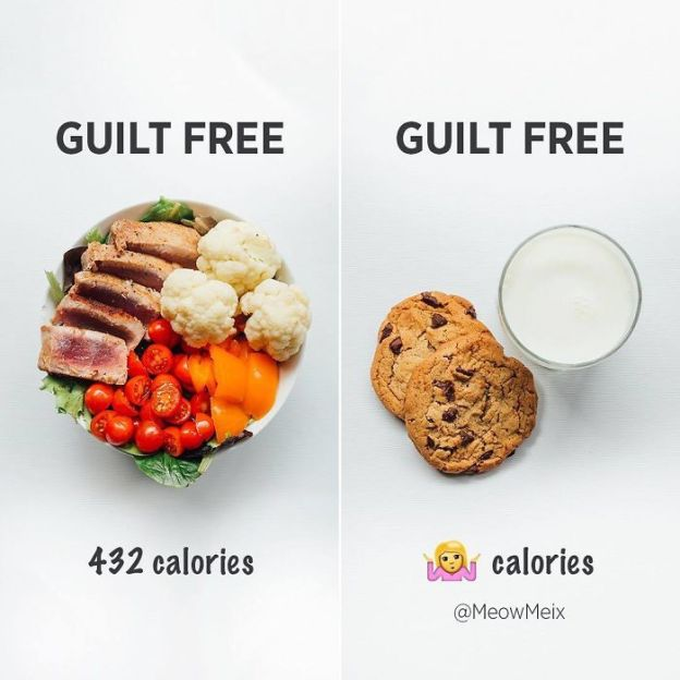 Bisnt5OnGT6-png__700 Woman Shows How Easy It Is To Lose Weight By Making 20+ Genius Food Swaps Design Random