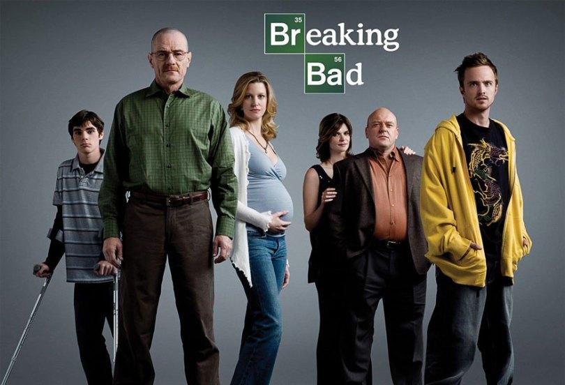 breaking bad anniversary 10 year cast reunion photoshoot 5b361591b3476  880 - Elenco de Breaking Bad comemora 10 anos da série em grande estilo