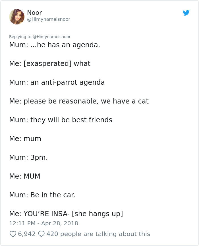 990201831178596352-png__700 Mom Calls Daughter Asking If She Can 'Keep A Secret' From Dad, And It Escalates Hilariously Design Random