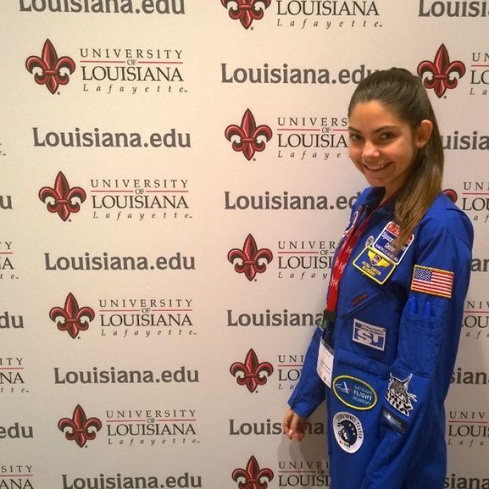 BR8dm2kDmjw png  700 - Conheça a possível menina astronauta da NASA que viajará a Marte em 2033