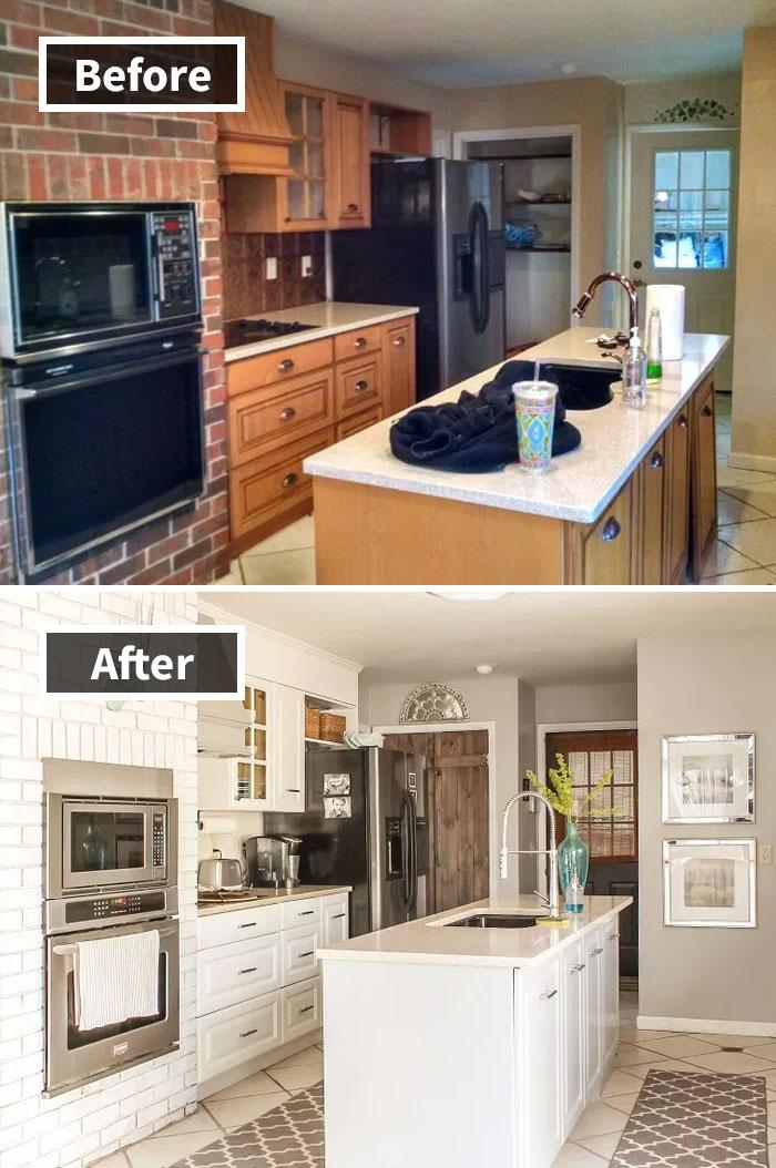 Transformación de la cocina