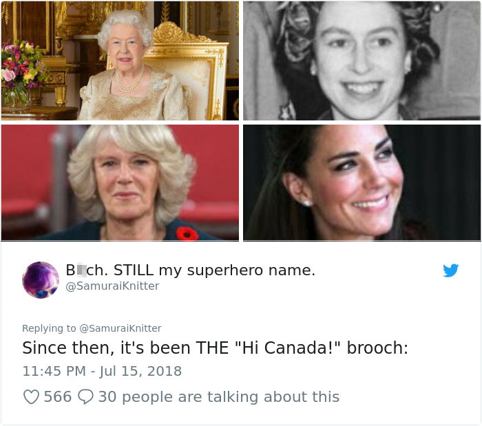 england-queen-brooch-trolling-donald-trump-31-5b4deb175897a__700 Someone Noticed The Subtle Way The Queen Trolled Trump, And This Theory Is Taking Internet By Storm Design Random