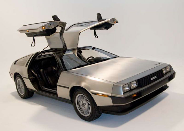 Delorean Dmc -12, Delorean Motor Company, 1981