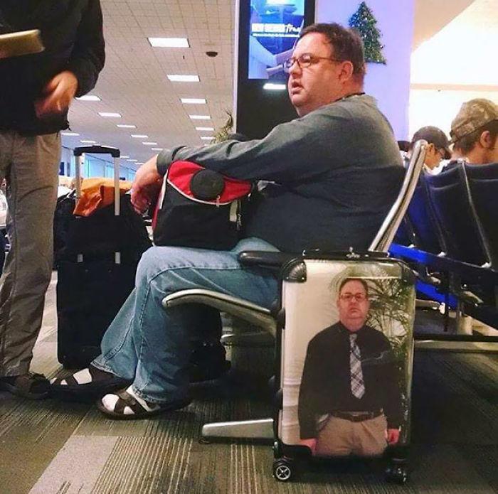 Nunca pierda su equipaje de nuevo