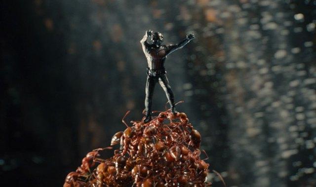 Ant-Man: el individuo hormiga (2015)