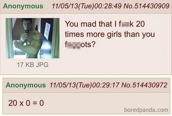 Usted hace las matemáticas