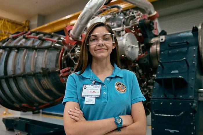 nasa human on mars one mission alyssa carson nasablueberry 1 5b3f396d995b1  700 - Conheça a possível menina astronauta da NASA que viajará a Marte em 2033
