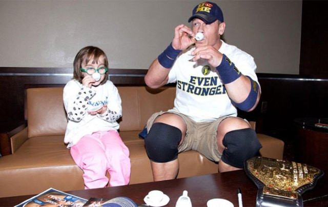 WWE Superstar John Cena Has Granted 500 Wishes Making Him Break Celebrity Record Of