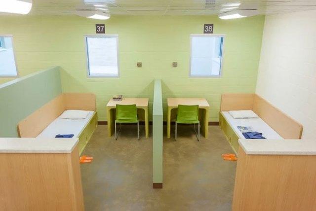Instalaciones de detención y reingreso Las Colinas, Santee, California