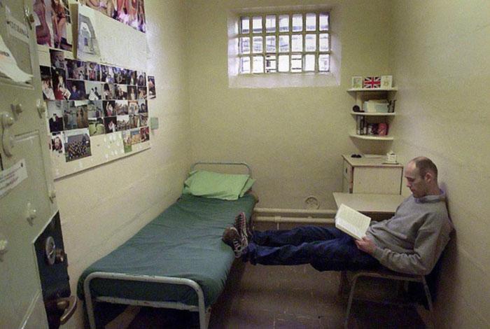 HM Prison Dartmoor, Princetown, England