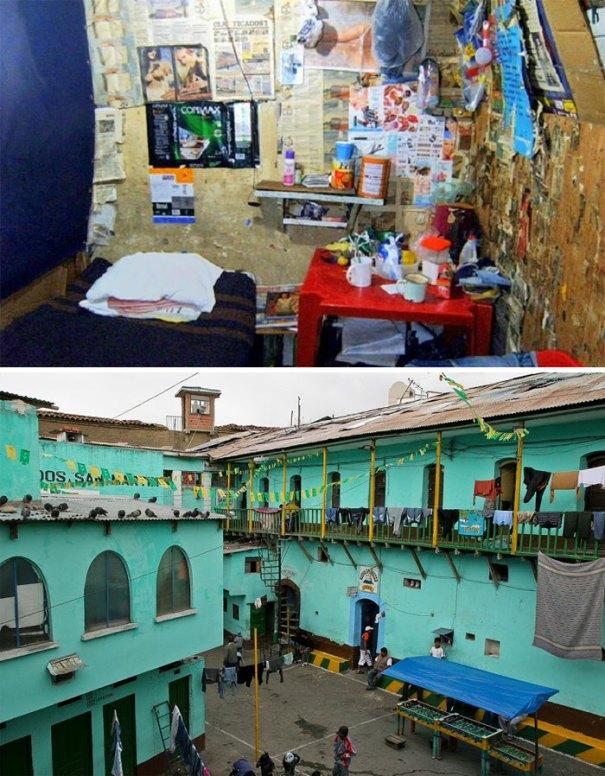 San Pedro Prison, La Paz, Bolivia