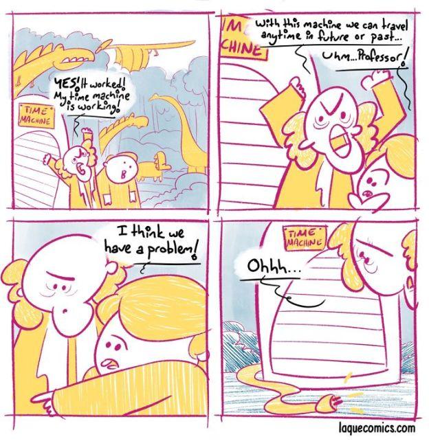 23-5b7593126c055__700 25 Darkly Humorous Comics That I Draw To Express My Imagination In Absurd Ways (Part 2) Design Random