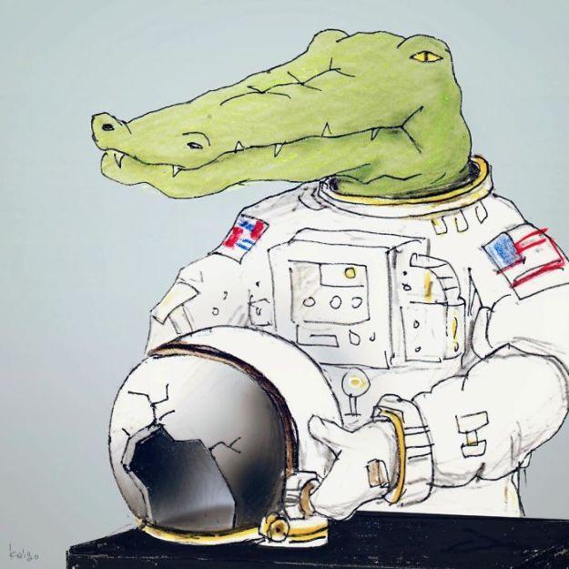 crocodile-life-animals-illustrations-keigo-japan-14-5b7a7ce4c39ab__700 20+ Problems Of A Crocodile Hilariously Illustrated By Japanese Artist Keigo Design Random