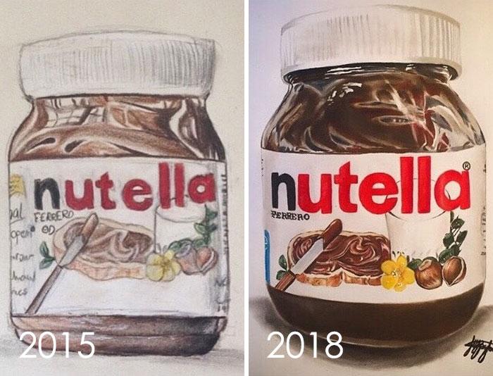 Nutella mejorado