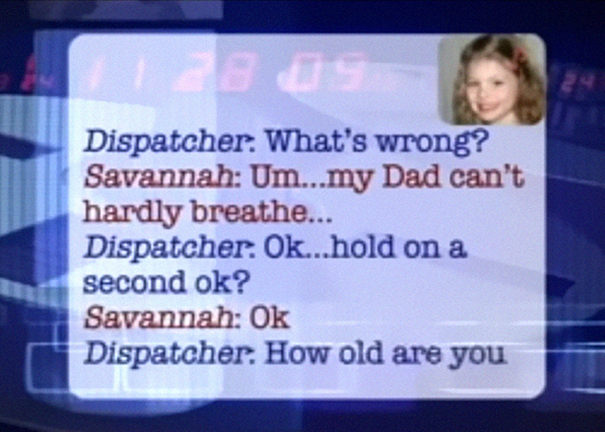 five-year-old-savannah-sick-dad-911-call-jason-bonham-indiana-1-5b76790a3bc5f__605 Brave Little Girl Calls 911 To Save Dad's Life, And Her Conversation With The Dispatcher Is Cracking Everyone Up Design Random