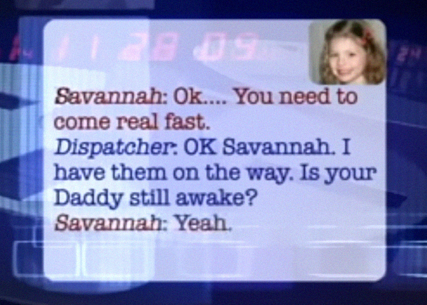 five-year-old-savannah-sick-dad-911-call-jason-bonham-indiana-20-5b767a44dd939__605 Brave Little Girl Calls 911 To Save Dad's Life, And Her Conversation With The Dispatcher Is Cracking Everyone Up Design Random