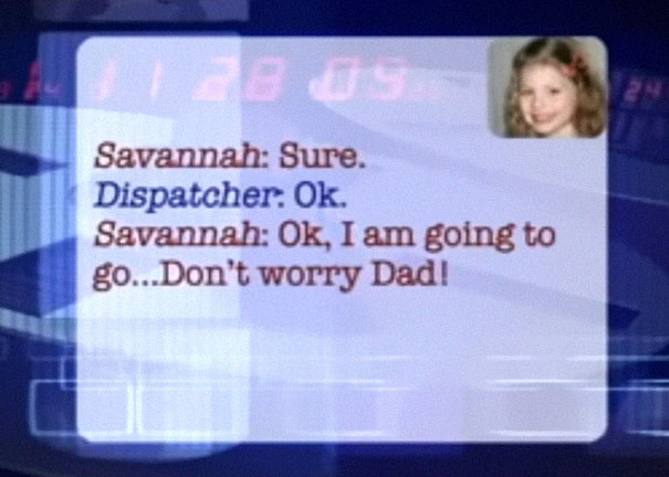 five-year-old-savannah-sick-dad-911-call-jason-bonham-indiana-4-5b767919a431b__605 Brave Little Girl Calls 911 To Save Dad's Life, And Her Conversation With The Dispatcher Is Cracking Everyone Up Design Random