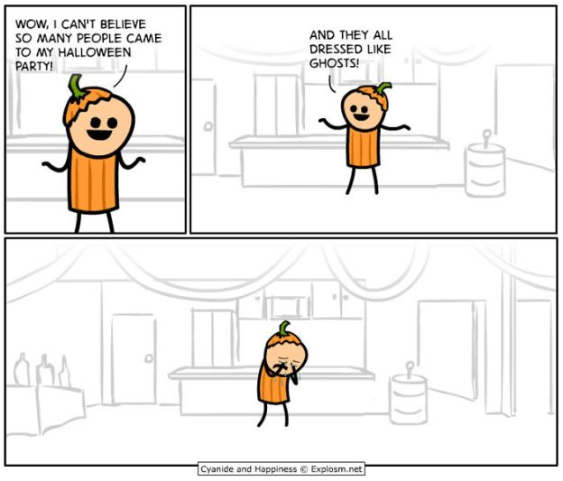 funny-cyanide-and-happiness-explosm-comics218-5b76d7c209641-png__700 30+ Brutally Hilarious Comics For People Who Like Dark Humor (Cyanide & Happiness) Design Random