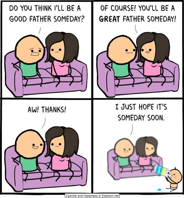 funny-cyanide-and-happiness-explosm-comics404-5b76d968edf26-png__700 30+ Brutally Hilarious Comics For People Who Like Dark Humor (Cyanide & Happiness) Design Random