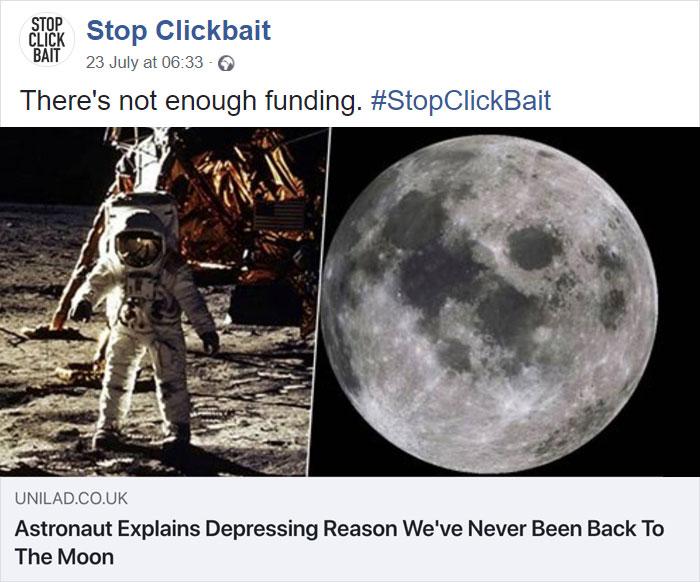 Stop Clickbait