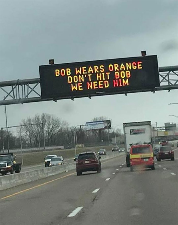 We Need Bob