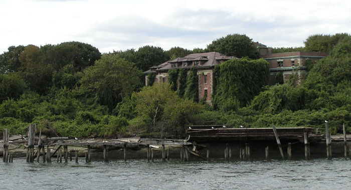North Brother Island, Estados Unidos
