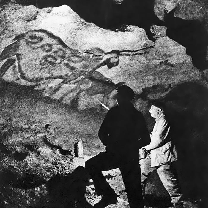 Las cuevas de Lascaux