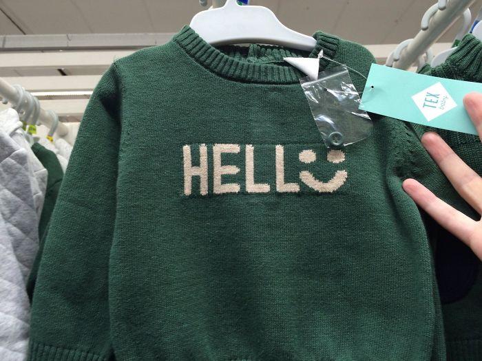 Opciones de moda infantil