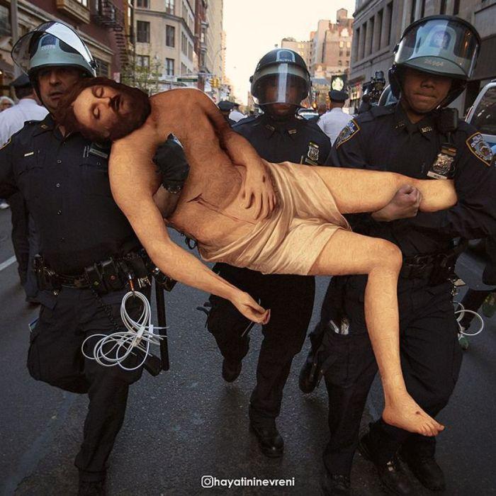 Be Under Arrest