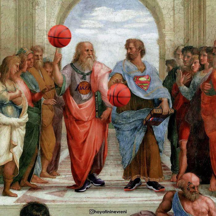 Arte del baloncesto