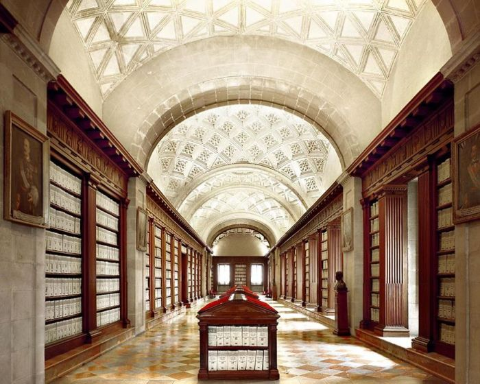 General Archive Of The Indies, Seville, Spain