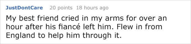 """most-intimate-straight-guy-moment-with-another-man-reddit-13-5b961fb83268a__700 Someone Asked Straight Guys """"What's The Most Intimate Moment They Had With Another Guy"""" And This Answer Is The Best Design Random"""