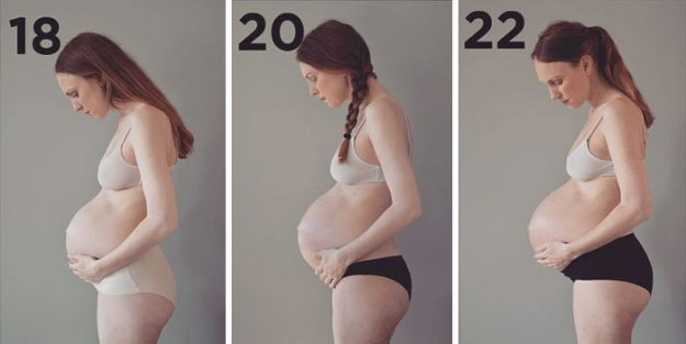 pregnant-triplets-mother-photos-denmark2-5b9764937e40f__700 Here's What 3 Kids Growing In One Belly Does To Your Body Design Random
