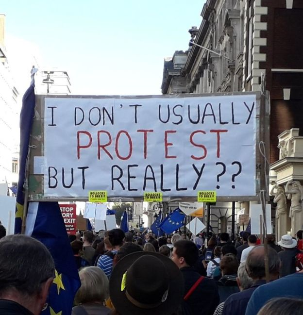 1054109854590291968-png__700 25+ Of The Funniest Signs From The Anti-Brexit March Design Random