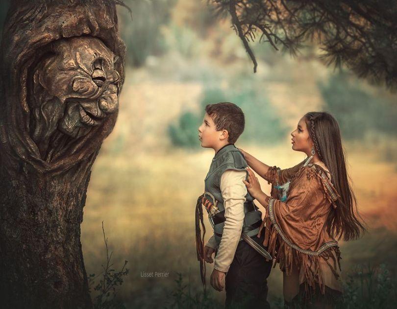 43500586 280271999488661 4183007785039953920 o 5bc608a2a6974  880 - Projeto inspirado baseado no filme da Disney Pocahontas