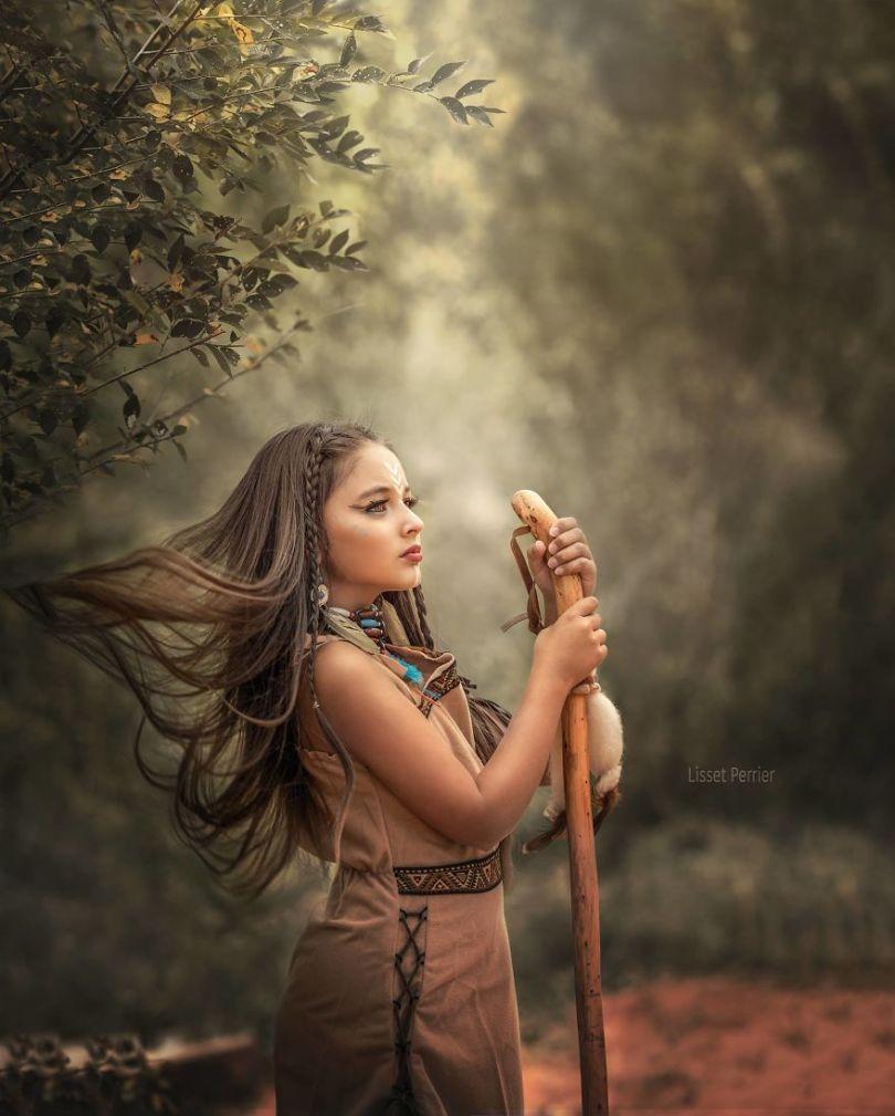 43528216 280131336169394 6333888700631482368 o 5bc608f5de306  880 - Projeto inspirado baseado no filme da Disney Pocahontas