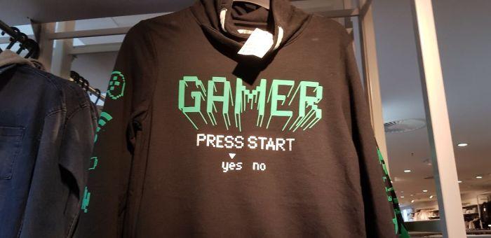 Press Start?