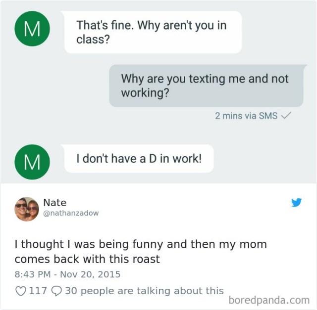 Mom Roast