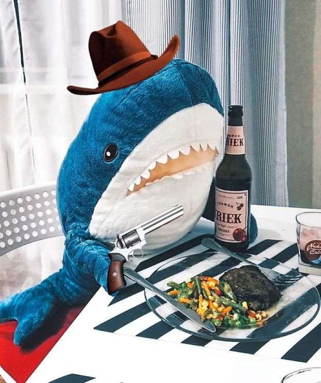 BpH4wMMBk2F-png__700 IKEA Released An Adorable Plush Shark And People Are Losing Their Minds Over It Design Random