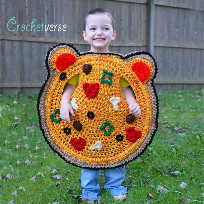 9 Halloween Costumes That I Crocheted For My Kids I Freehand Crochet Full Body Costumes for my Children for Halloween 5bc98ef997a4e  700