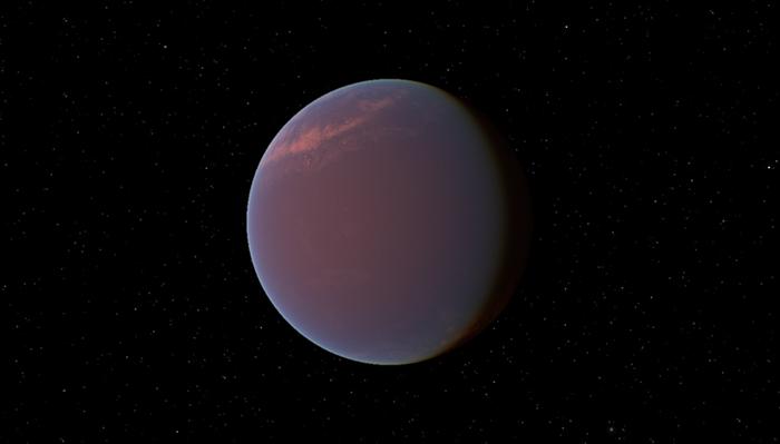 Gj 1214b - O Mundo da Água