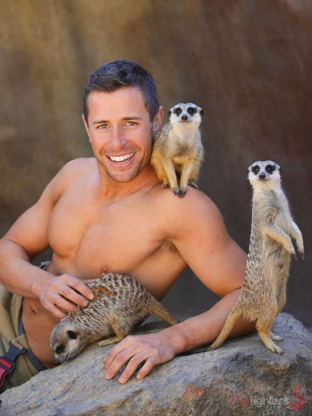 The-Australian-Firefighters-2019-calendar-has-already-been-announced-and-this-charity-is-very-beautiful-to-see-5bbf03728074b__700 Australian Firefighters Pose With Animals For 2019 Charity Calendar, And The Photos Are So Hot It May Start Fires Design Photography Random