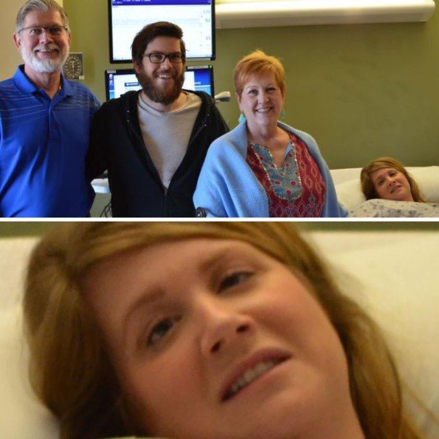 My Husband And In-Laws Wanted A Family Photo While I Was In Labor And Having Contractions